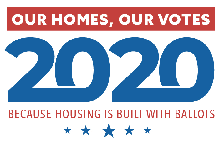 Our Homes, Our Votes 2020